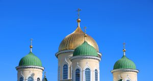 Свято-Троицкий кафедральный собор г. Днепр
