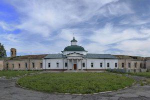 Самарский Свято-Николаевский пустынный мужской монастырь