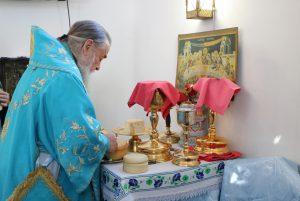 Покровские торжества в селе Рубановское