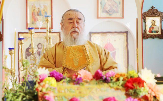 25-летие служения на Днепропетровской кафедре