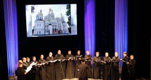 На «Острове классики» выступил монашеский хор Ионинского монастыря