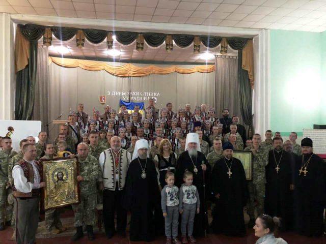 Духовенство епархии приняло участие в ежегодном собрании капелланов УПЦ