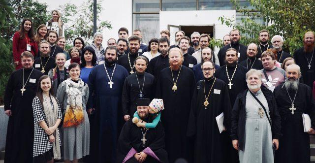 Представители Днепропетровской епархии приняли участие в ХV Всеукраинской конференции Синодального молодежного отдела УПЦ