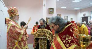 Престольный праздник общины Вмц. Параскевы г. Днепр