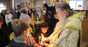 Митрополит Ириней совершил Великое освящения Иоанно-Златоустовского храма жилмассива «Самаровка»