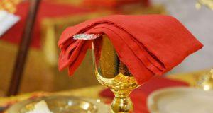 Во вторую пятницу ноября совершена Литургия в домовом храме