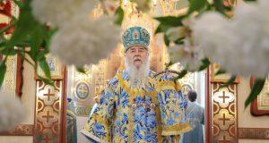 Престольное торжество храма в честь Богородичной иконы «В скорбех и печалех Утешение»
