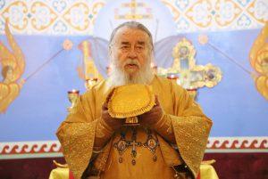 Престольное торжество храма святого благоверного великого князя Александра Невского г. Днепра