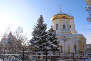 В третий день Рождественских святок митрополит Ириней посетил второй кафедральный город Днепропетровской епархии – Павлоград