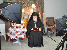 Викарий Днепропетровской епархии архиепископ Новомосковский Евлогий рассказал о традиции празднования Богоявления на телеканале «SAMAR MEDIA»