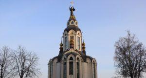 Митрополит Ириней возглавил престольное торжество в храме-памятнике в честь Собора Предтечи и Крестителя Господня Иоанна