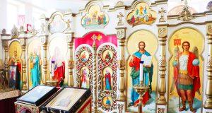 В 2019 году совершена первая Литургия в домовом храме