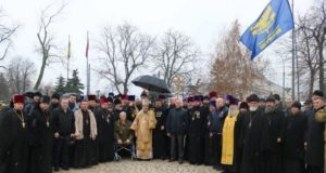 Клирик Днепропетровской епархии принял участие в учебном семинарии в Киеве