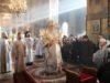 В Неделю о мытаре и фарисее митрополит Ириней совершил Литургию в Свято-Троицком соборе