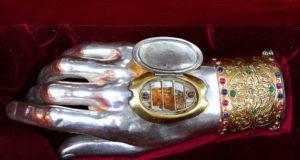 Пребывание десницы великомученика Евстафия Плакиды в Днепропетровской епархии