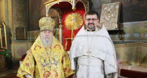 В Неделю о Страшном суде митрополит Ириней совершил священническую хиротонию