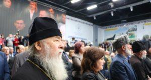 Митрополит Ириней принял участие в Совете регионального развития Днепропетровщины с участием Президента Украины
