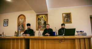 Руководитель юридического отдела Днепропетровской епархии принял участие в очередном собрании представителей епархиальных юридических отделов УПЦ