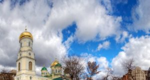 Архипастырское служение митрополита Иринея в Неделю 5-ю Великого поста 2019 года