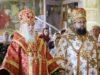 Митрополит Ириней и ректор КДАиС епископ Сильвестр совершили Божественную литургию в Свято-Николаевском храме ж/м Новые Кайдаки г. Днепра