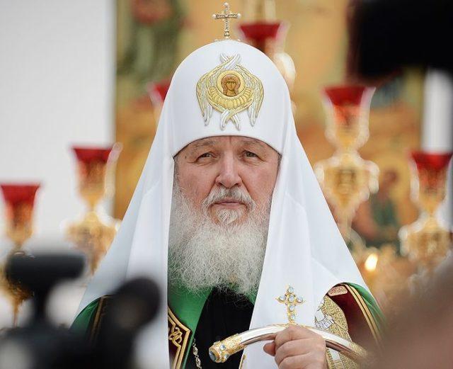 Днепропетровские Архипастыри поздравили Святейшего Патриарха Кирилла с Днем Ангела