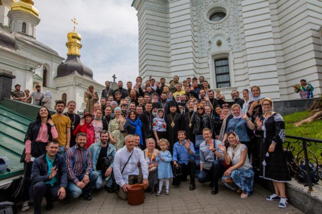 Клірики Дніпропетровської єпархії взяли участь у роботі форуму «Парафія як спільнота виклики й покликання»