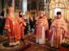 Митрополит Ириней возглавил в Корецком монастыре богослужение Радоницы