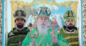 Престольный праздник Свято-Духовского храма с. Карабиновка