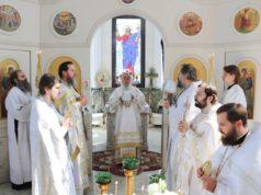 Архипастырское служение митрополита Иринея в праздник Рождества Предтечи Господня Иоанна