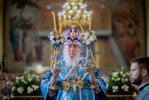 Праздник Песчанской иконы Божией Матери