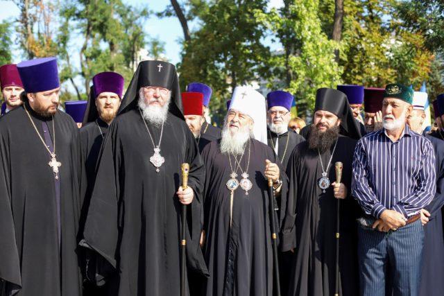 В День Независимости Днепропетровщина присоединилась к всеукраинской праздничного телемоста