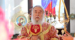 Архиерейское служение в день памяти Усекновения главы Пророка Предтечи и Крестителя Господня Иоанна