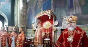Празднование Собора новомучеников и исповедников Екатеринославских