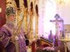 Митрополит Ириней возглавил престольное торжество Крестовоздвиженского храма п. Обуховка Днепровского района