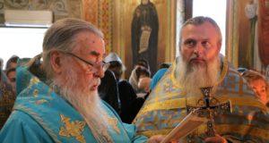 Церковная община в честь иконы Божией Матери «Призри на смирение» пгт. Слобожанское отметила престольный праздник
