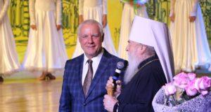 Митрополит Ириней принял участие в праздновании 235-летия Павлограда
