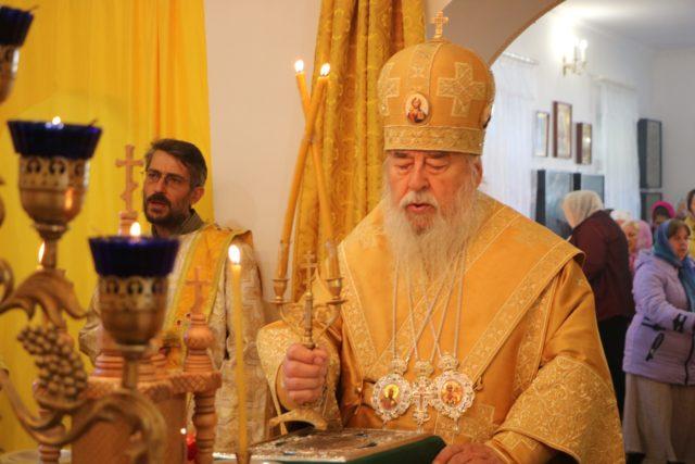 Престольное торжество храма святого благоверного князя Игоря Черниговского пгт. Губиниха