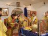 Архипастырский визит в домовой храм при 8-й городской клинической больнице