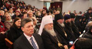 Духовенство епархии приняли участие в мероприятии по случаю Дня защитника Украины