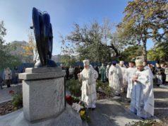 В Днепре молитвенно почтили память погибших в 2007 году во время трагедии на ул. Мандрыковской, 127