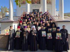 Клирики Днепропетровской епархии приняли участие в семинаре для тюремного духовенства УПЦ