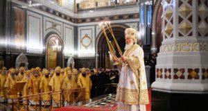 Иерархи Днепропетровской епархии приняли участие в торжествах в Храме Христа Спасителя