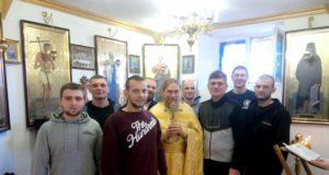 Проект по духовной опеке заключенных действует