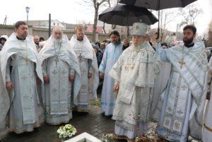 Вторая годовщина со дня смерти протоиерея Валентина Цешковского