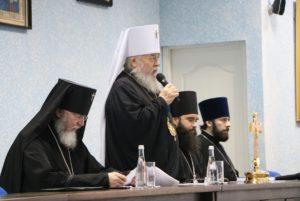 Итоговое собрание духовенства Днепропетровской епархии УПЦ