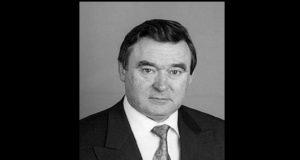 Митрополит Ириней провел в последний путь Героя Украины и главного конструктора КБ «Южное»