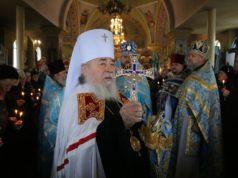 Введенский храм города Першотравенска отметил свой престольный праздник