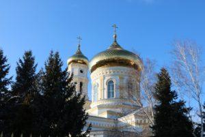 В дни Рождественских святок 2020 года митрополит Ириней совершил Литургию в Спаса-Нерукотворного Образа кафедральном соборе г. Павлограда