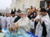 В Крещенский сочельник 2020 года митрополит Ириней совершил уставные богослужения и Чин великого освящения воды