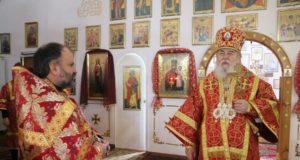 Правящий Архиерей поздравил приходское братство мученицы Татияны с днем тезоименитства